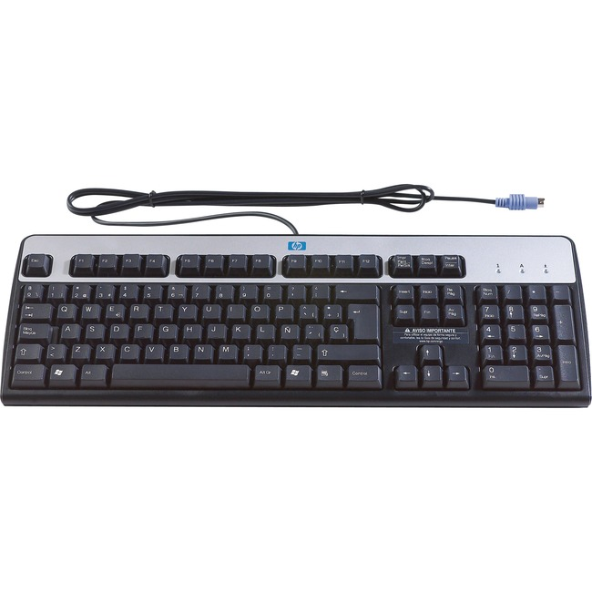 HP PS/2 Std Keyboard for Retail