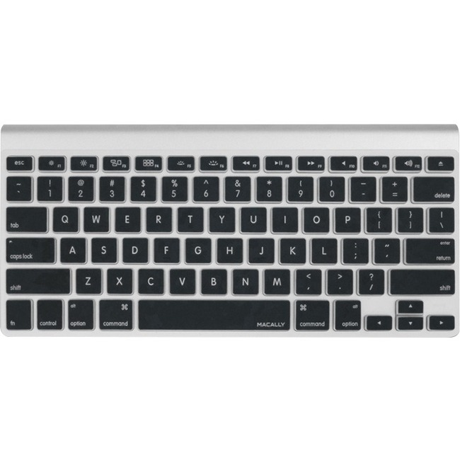 MacBook KeyBoard Silicon Overlay - Black