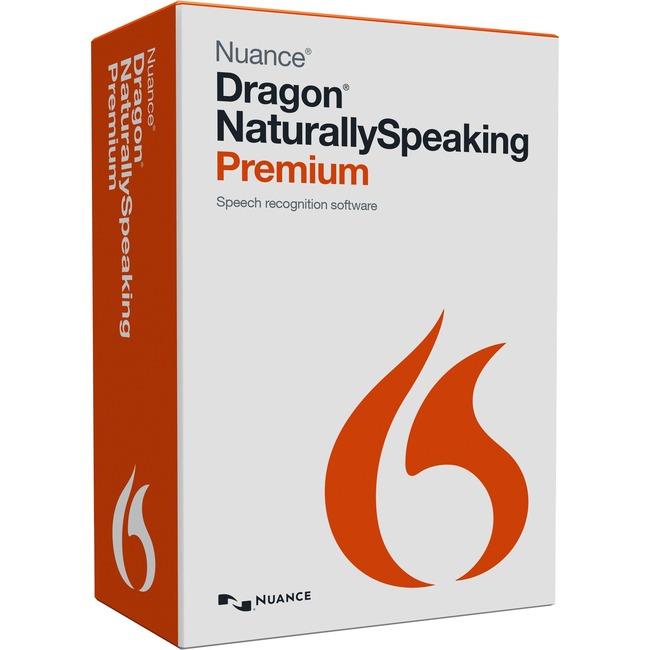 Nuance Dragon NaturallySpeaking v.13.0 Premium | 1 User