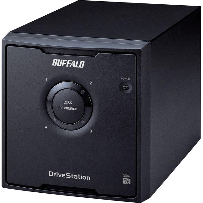 16TB DRIVESTATION QUAD USB 3.0 4X4TB HARD DRIVE RAID ARRAY