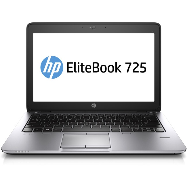 "HP EliteBook 725 G2 12.5"" LCD Notebook - AMD A-Series A8 Pro-7150B Quad-core (4 Core) 1.90 GHz - 4 GB DDR3L SDRAM - 180"