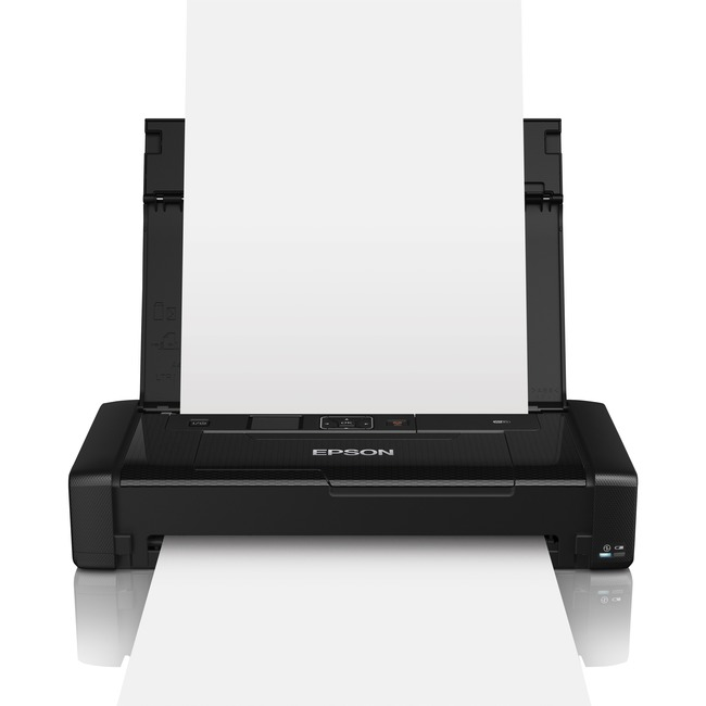 Epson WorkForce WF-100 Inkjet Printer - Color - 5760 x 1440 dpi Print - Photo Print - Portable