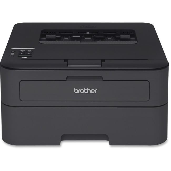 Brother HL-L2360DW Laser Printer - Monochrome - 2400 x 600 dpi Print - Plain Paper Print - Desktop