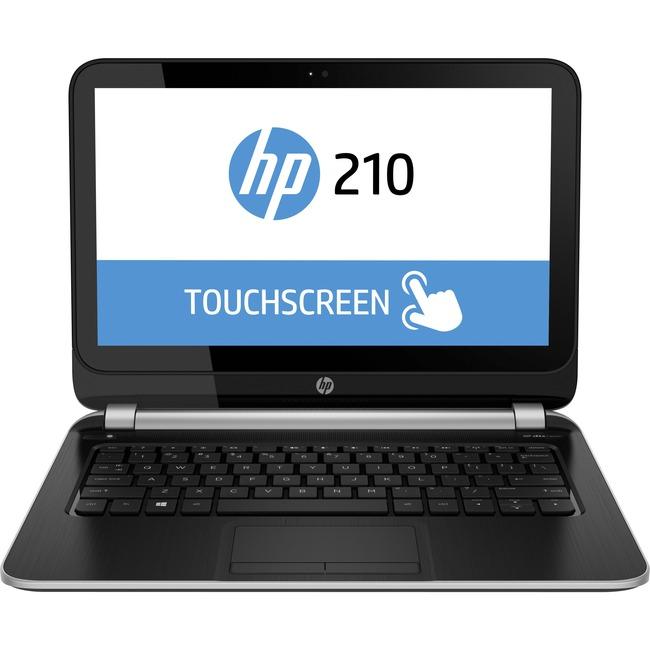 "HP 210 G1 11.6"" LCD Notebook - Intel Core i3 (4th Gen) i3-4010U Dual-core (2 Core) 1.70 GHz - 4 GB - 500 GB HDD - 1366 x"