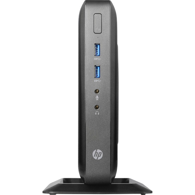 HP Thin Client - AMD G-Series GX-212JC Dual-core (2 Core) 1.20 GHz - Black