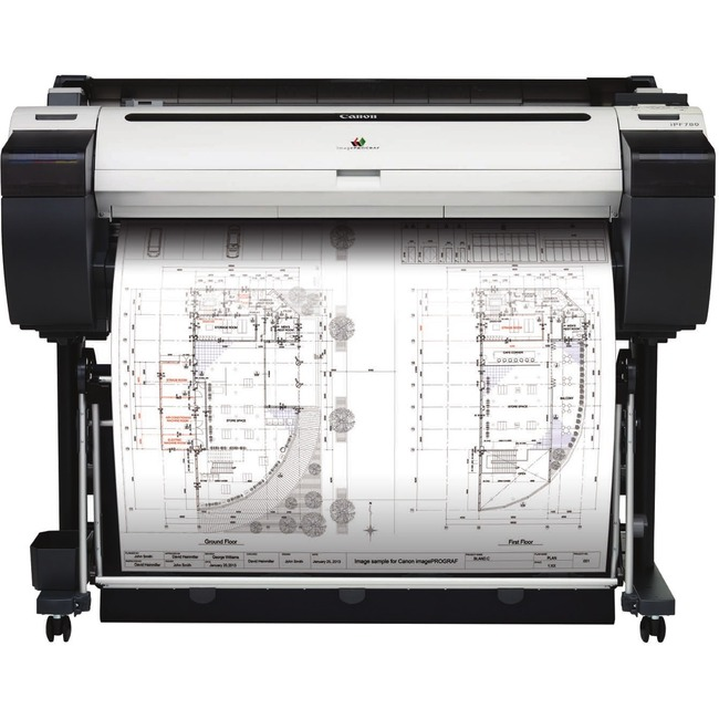 Canon imagePROGRAF iPF780 Inkjet Large Format Printer | 35.98"