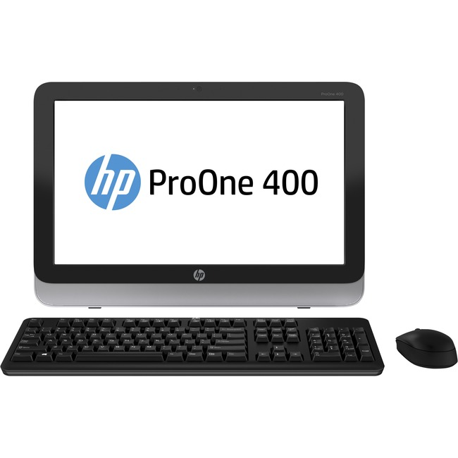 HP Business Desktop ProOne 400 G1 All-in-One Computer - Intel Core i5 (4th Gen) i5-4590T 2 GHz - 4 GB DDR3 SDRAM - 500 G