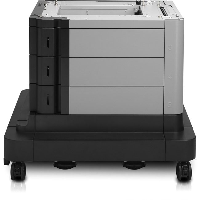 HP LaserJet 2x500/1x500-sheet High-capacity Input Feeder with Stand