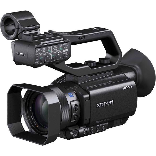 "Sony XDCAM PXWX70 Digital Camcorder - 3.5"" LCD - Exmor R CMOS - Full HD"