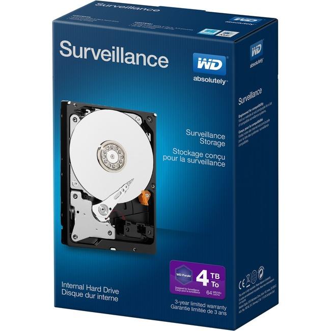 "WD WDBGKN0040HNC-NRSN 4 TB 3.5"" Internal Hard Drive"