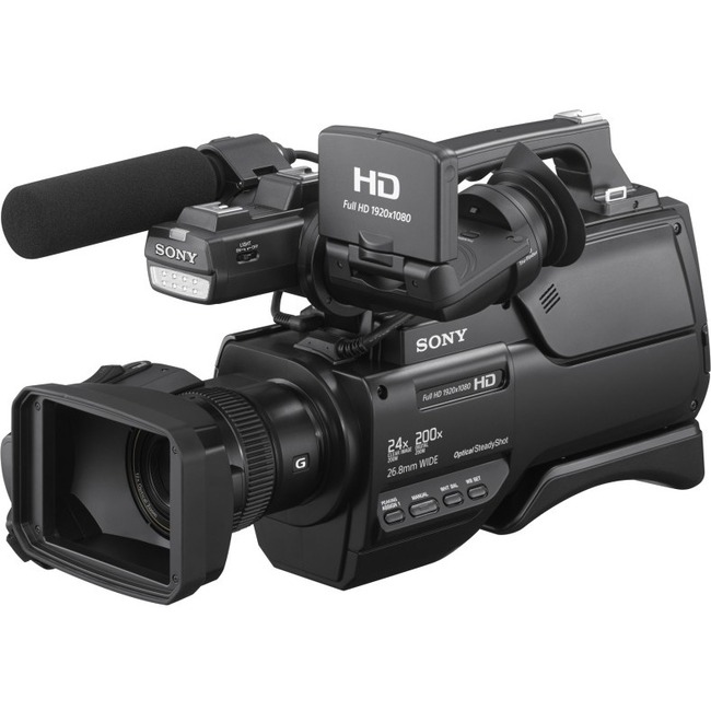 "Sony HXR-MC2500 Digital Camcorder - 3"" OLED - Exmor R CMOS - Full HD"