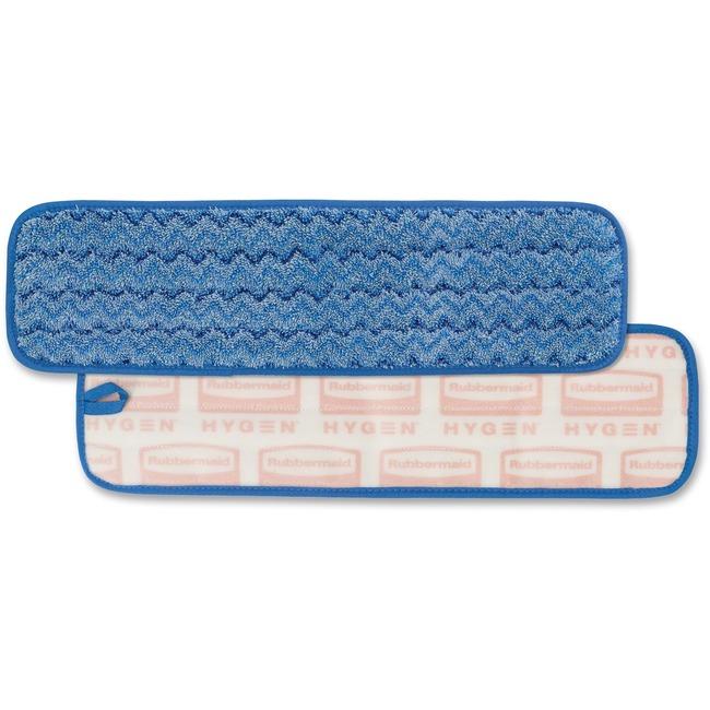Rubbermaid Commercial Hygen Microfiber 18 Damp Rm Mop