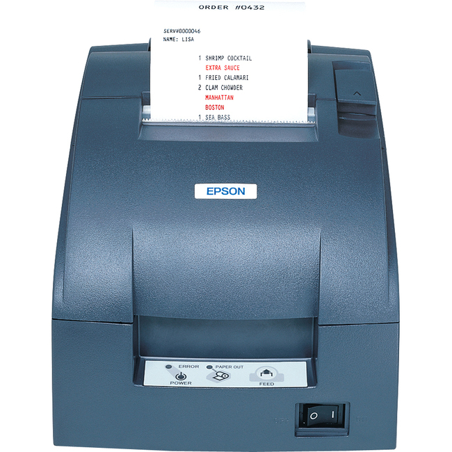 Epson TM-U220A Dot Matrix Printer