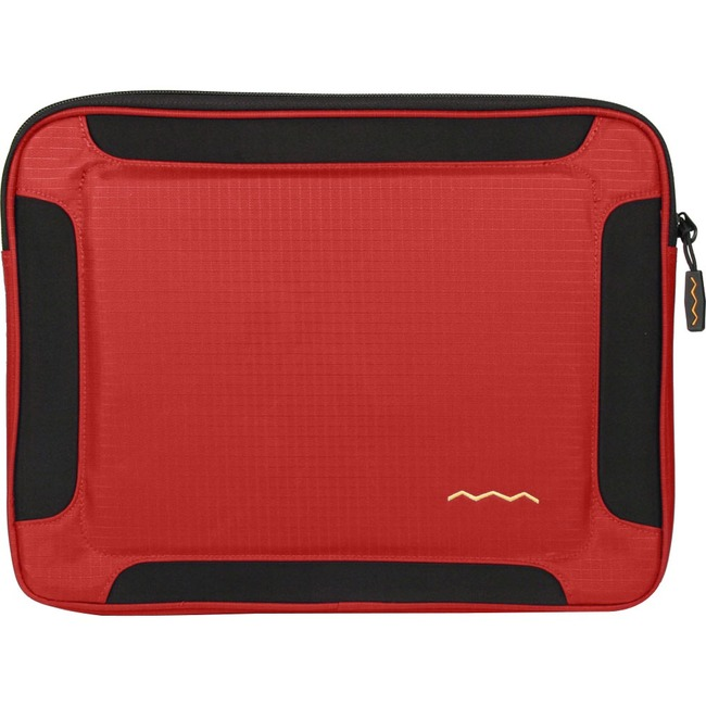 "Shaun Jackson Carrying Case (Sleeve) for 11"" Tablet - Red"