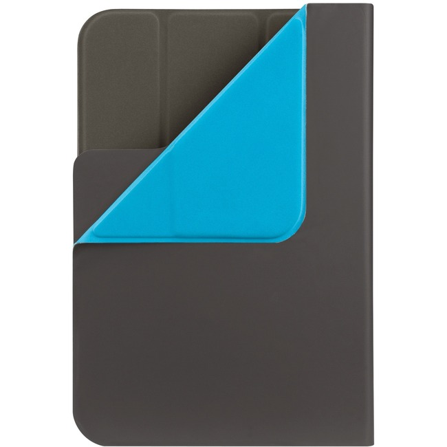 "Belkin Carrying Case (Folio) for 8"" Tablet, iPad mini, iPad mini 2 - Charcoal"