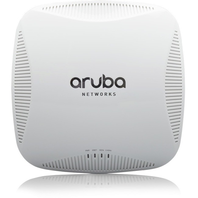 Aruba Instant IAP-215 IEEE 802.11ac 1.27 Gbit/s Wireless Access Point - ISM Band - UNII Band