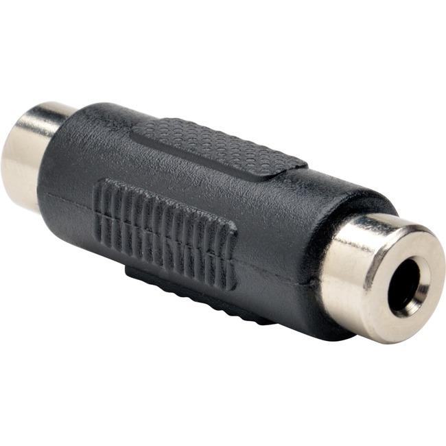 Tripp Lite 3.5mm to 3.5mm Mini Stereo Audio Coupler Extender F/F