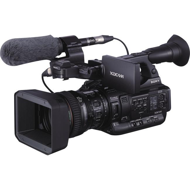 "Sony PXW-X200 Digital Camcorder - 3.5"" LCD - Exmor CMOS - Full HD"