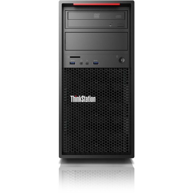 Lenovo ThinkStation P300 30AH004HUS Tower Workstation - 1 x Processors Supported - 1 x Intel Core i3 (4th Gen) i3-4350 D