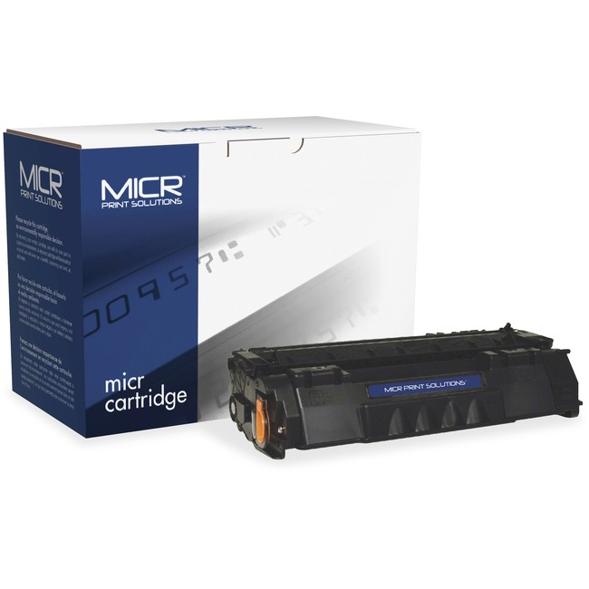 MICR Tech Remanufactured MICR Toner Cartridge - Alternative for HP 49A (Q5949A)