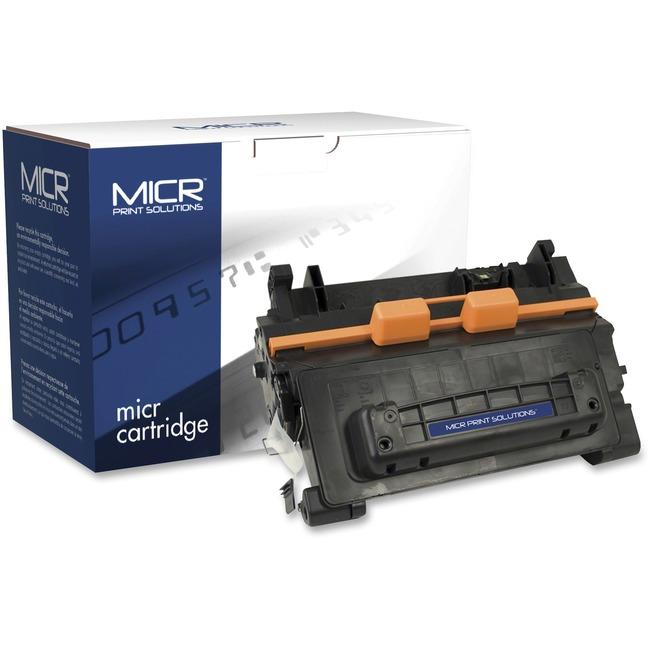 MICR Tech Remanufactured MICR Toner Cartridge - Alternative for HP 64A (CC364A)