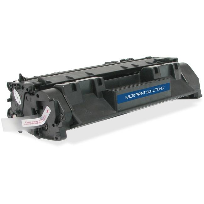 MICR Tech Remanufactured MICR Toner Cartridge - Alternative for HP 80A (CF280A(M))