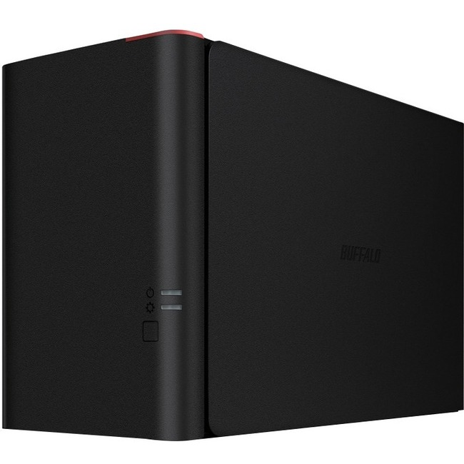 Buffalo TeraStation TS1200D0202 2 x Total Bays NAS Server - Desktop - Marvell ARMADA 3701.20 GHz - 2 TB HDD 2 x 1 TB - 512 MB RAM DDR3 SDRAM - Serial ATA/600 - RAI