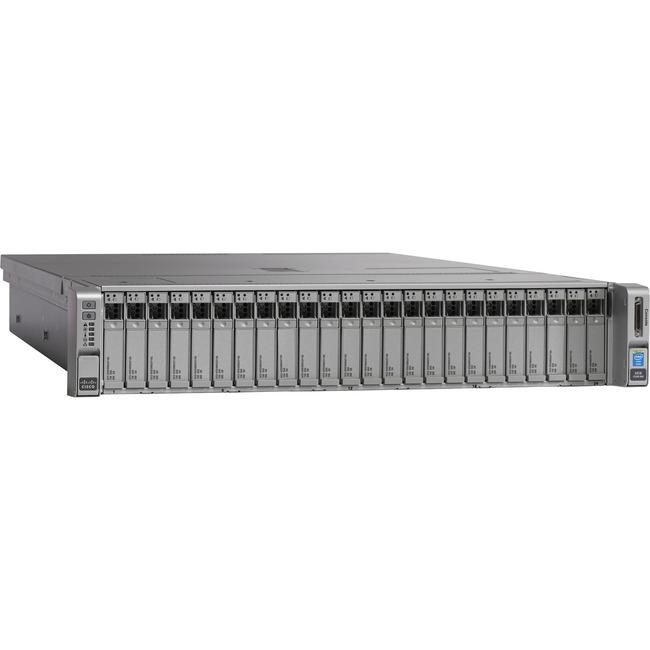 Cisco Barebone System - 2U Rack-mountable - Intel C610 Chipset - 2 x Processor Support