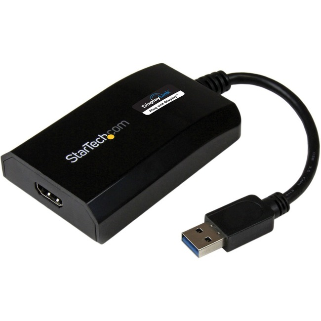 StarTech.com USB 3.0 to HDMI External Multi Monitor Video Graphics Adapter for Mac And PC