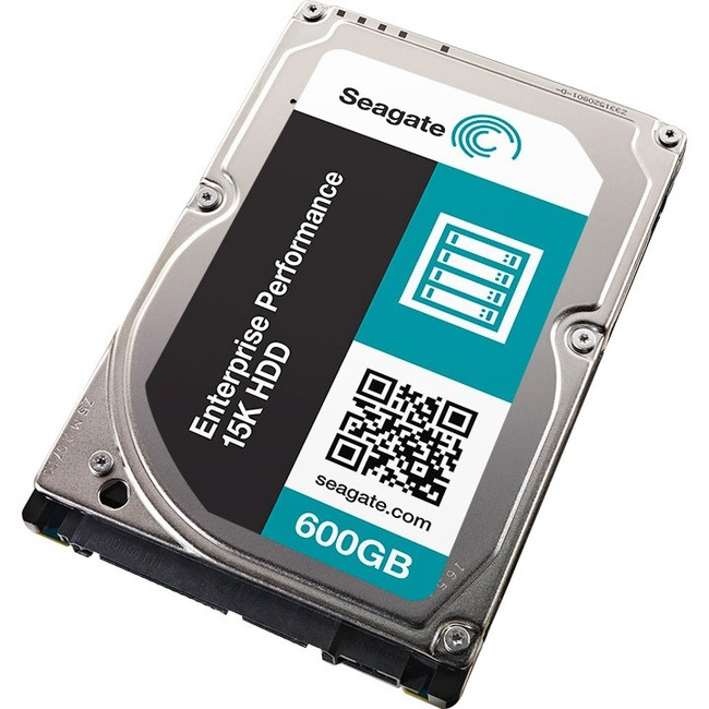 "Seagate ST600MX0052 600 GB 2.5"" Internal Hard Drive"