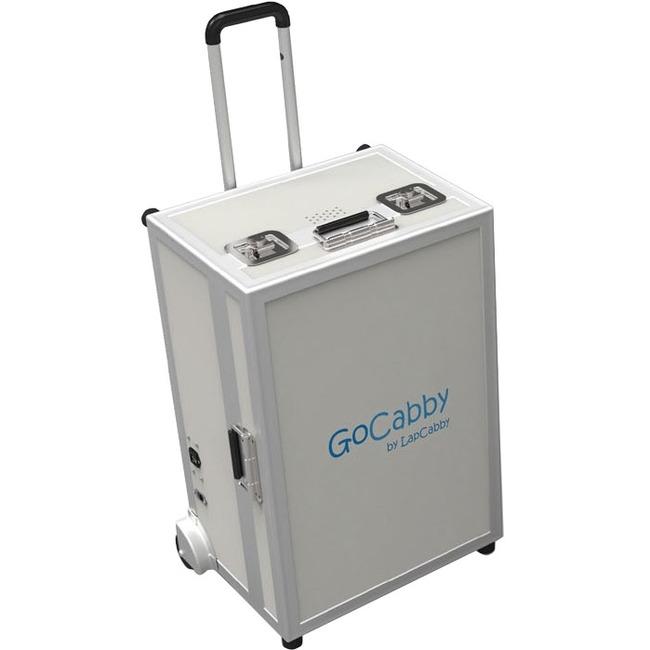 LapCabby GoCabby Charging Cart