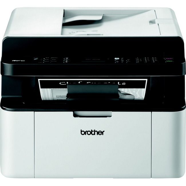 Brother MFC MFC-1910W Laser Multifunction Printer - Monochrome - Plain Paper Print - Desktop