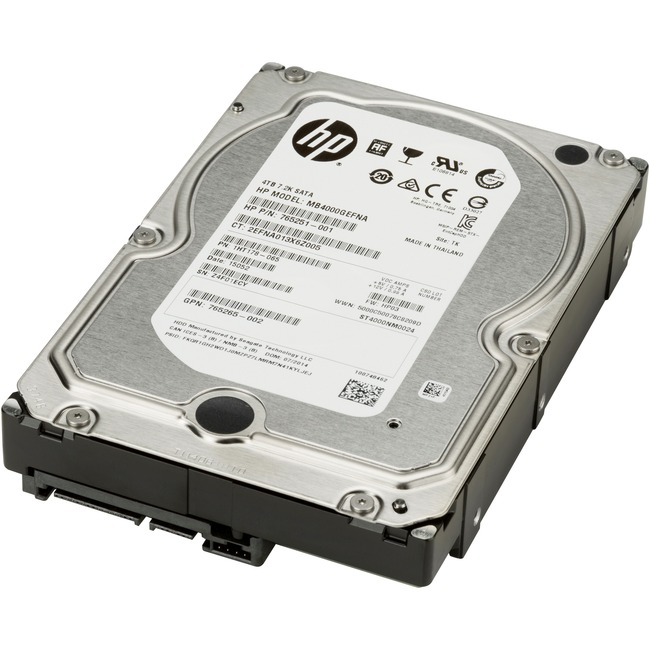 "HP 4 TB Hard Drive - 3.5"" Internal - SATA"
