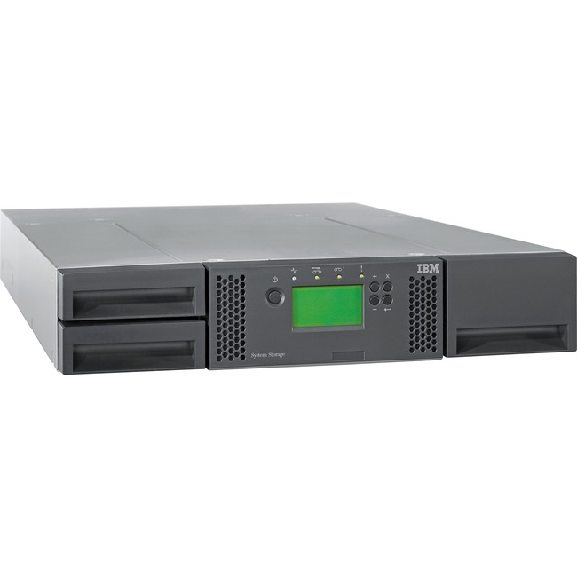 Lenovo System Storage TS3100 Tape Library