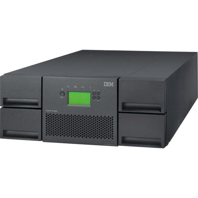 Lenovo System Storage TS3200 Tape Library