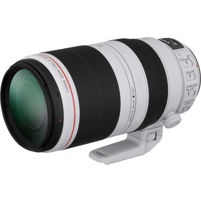 Canon - 100 mm to 400 mm - f/4.5 - 5.6 - Telephoto Zoom Lens for Canon EF