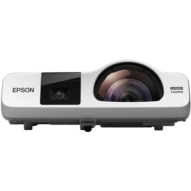 Epson BrightLink 536Wi LCD Projector - 720p - HDTV - 16:10