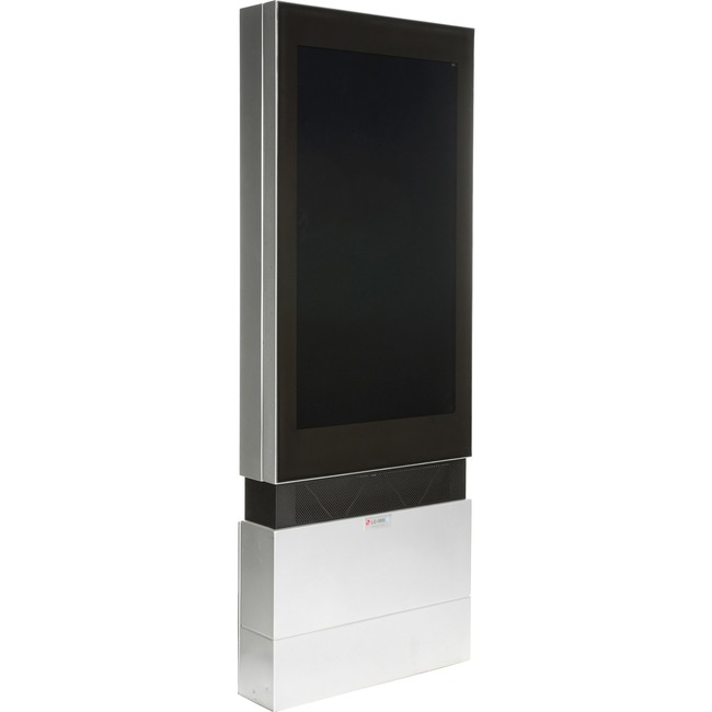 "LG BoldVu 72"" Free Standing Display"