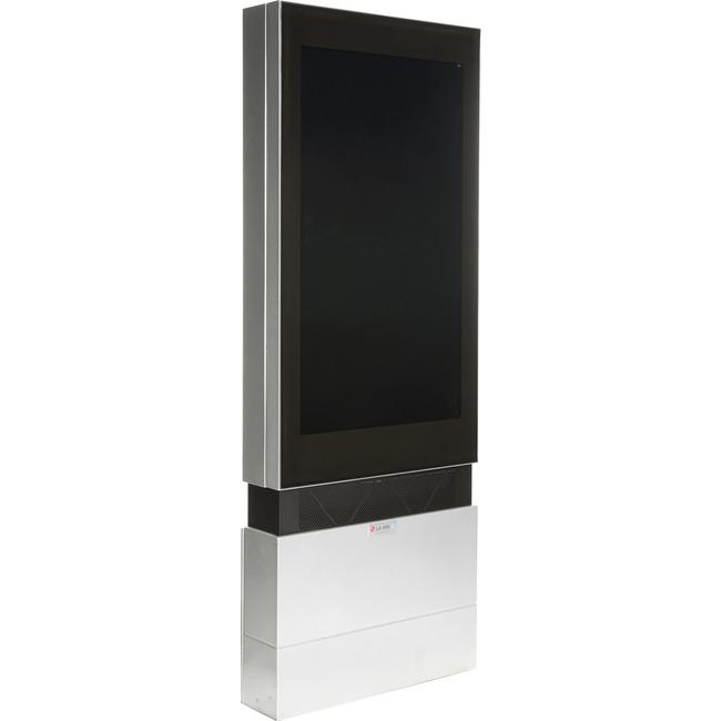 "LG BoldVu 84"" Free Standing Display"