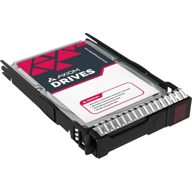 Axiom 300GB 12Gb/s SAS 15K RPM SFF Hot-Swap HDD for HP - 759208-B21