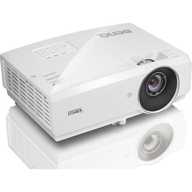 WXGA DLP Projector, 4200 Lumens, 11000:1,1.3X zoom, Daul HDMI, NEW 3D,SmartEco,S