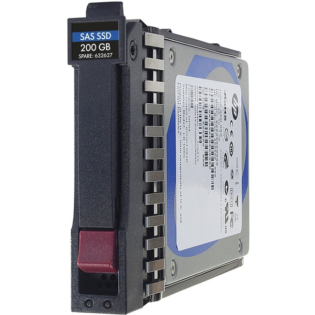 "HP 400 GB 2.5"" Internal Solid State Drive - SAS"