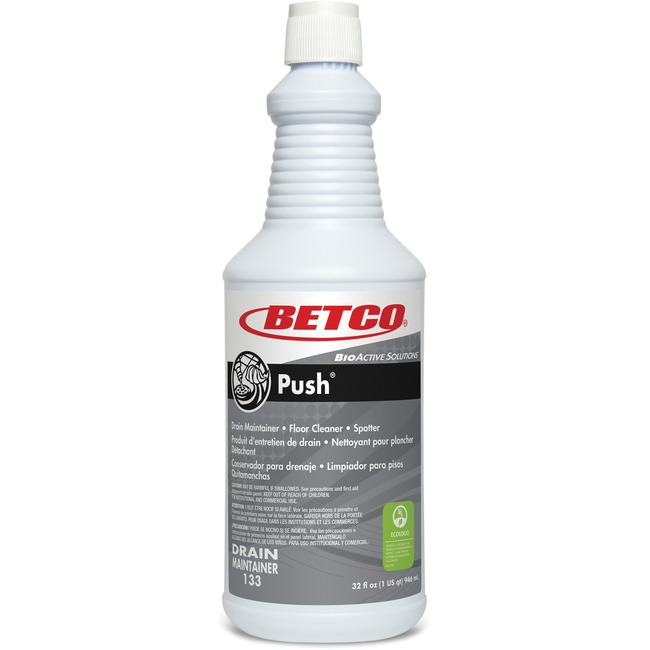 Betco Green Earth Drain Maintainer, Floor Cleaner and Spotter