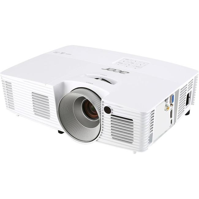 Acer X123PH 3D Ready DLP Projector - HDTV - 4:3