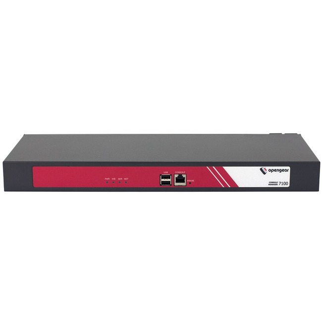 Opengear CM7100 Series - Console Server