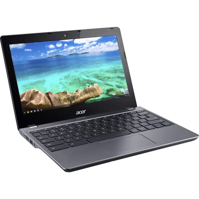 "Acer C740-C4PE 11.6"" LED (ComfyView) Chromebook - Intel Celeron 3205U Dual-core (2 Core) 1.50 GHz"