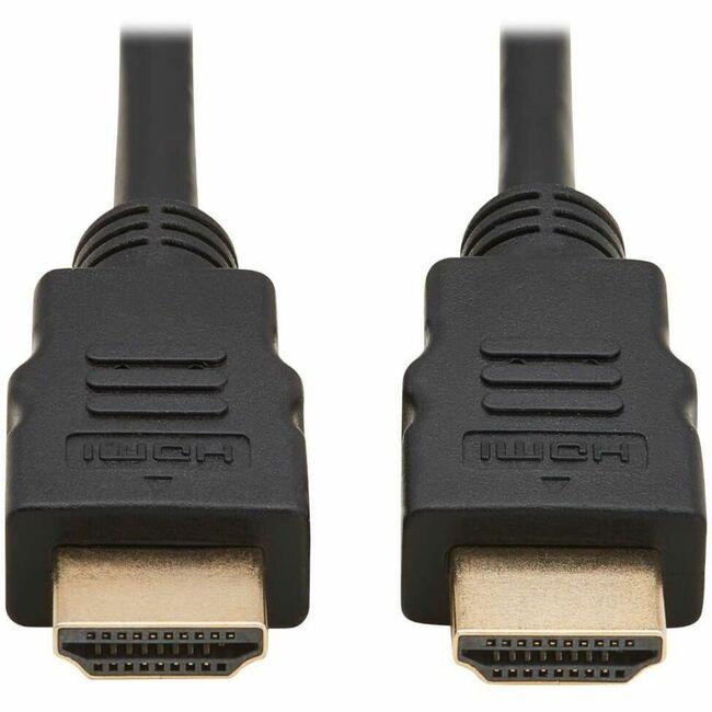 Tripp Lite High Speed HDMI Cable Ultra HD 4K x 2K Digital Video with Audio (M/M) Black 30ft