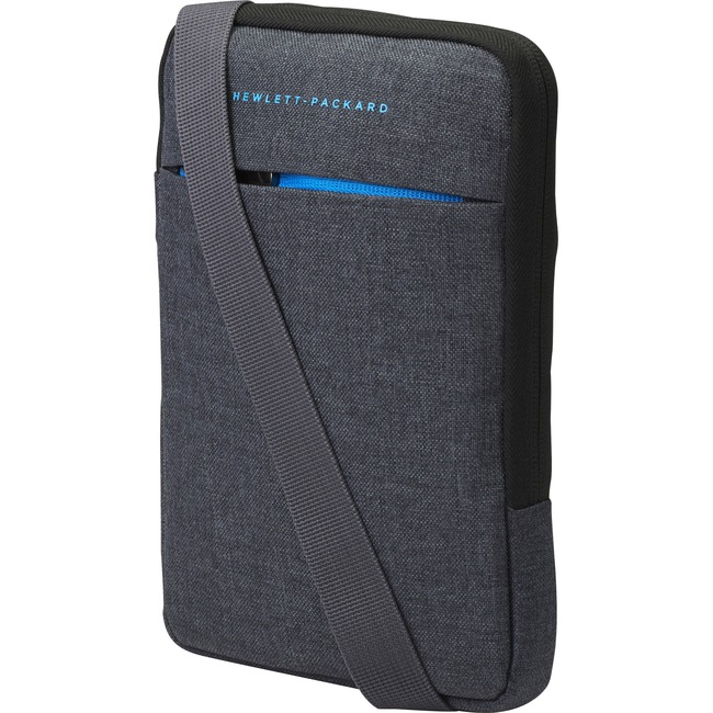 "HP Carrying Case (Sleeve) for 8"" Tablet, Pen, Card - Black"