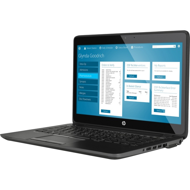 "HP ZBook 14 G2 14"" LED (In-plane Switching (IPS) Technology) Mobile Workstation Ultrabook - Intel Core i5 (5th Gen) i5-5"
