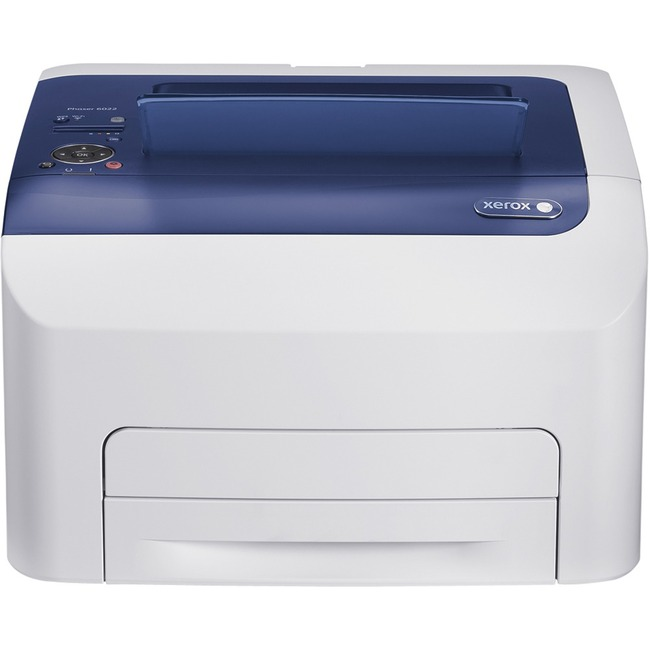 Xerox Phaser 6022/NI LED Printer - Color - 1200 x 2400 dpi Print - Plain Paper Print - Desktop